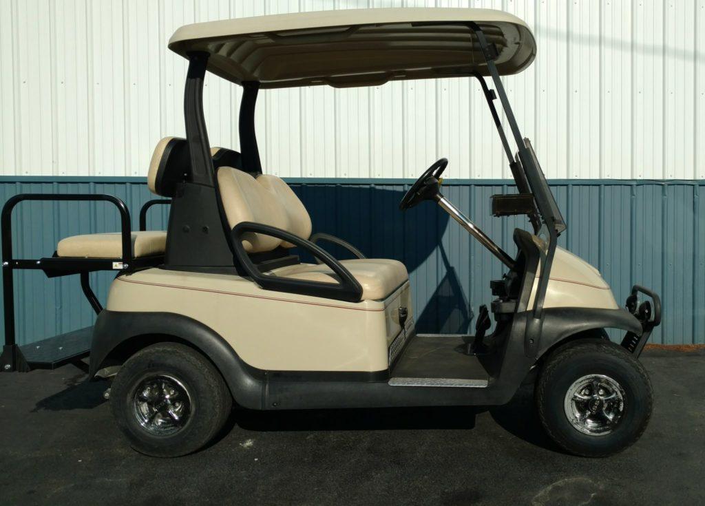 What Is A Car Transmission >> 2012 Club Car Precedent 48V - Beige - Indian River Golf Cars