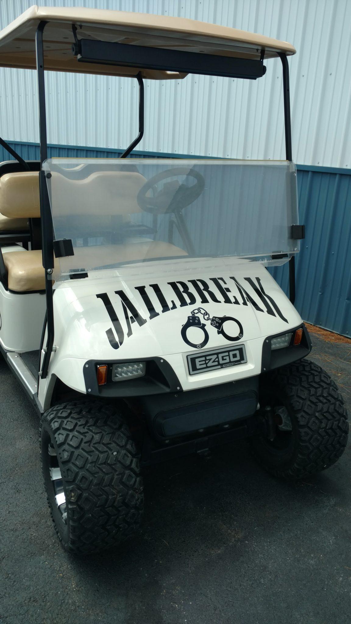 Jailbreak 2 - Indian River Golf Cars